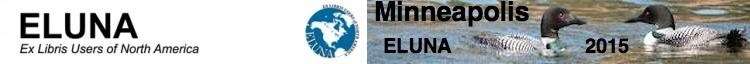 ELUNA 2015 banner