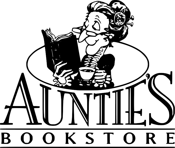 Aunties Bookstore Logo Link