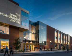 Image of the John J Hemmingson Center