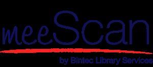 Bintec Library Services MeeScan Logo